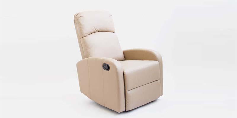 Butaca sillón relax Tapizado en Piel sintética PU Astan Hogar