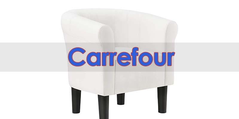 Butacas Carrefour